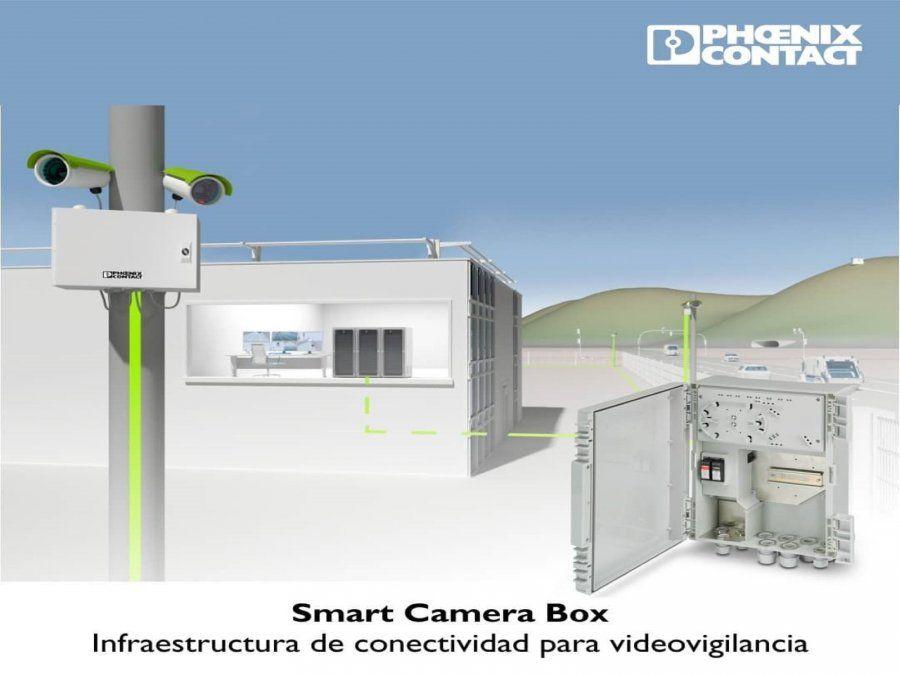 Así es la Smart Camera Box de Phoenix Contact
