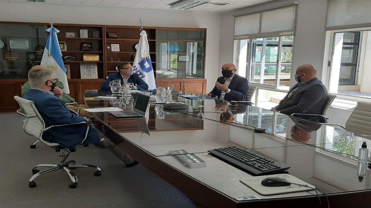 Siemens Argentina firmó un convenio de colaboración con el INTI