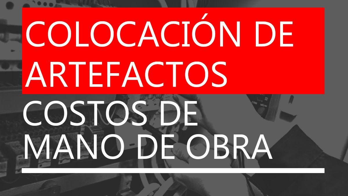 Colocación de Artefactos  | CMO | País