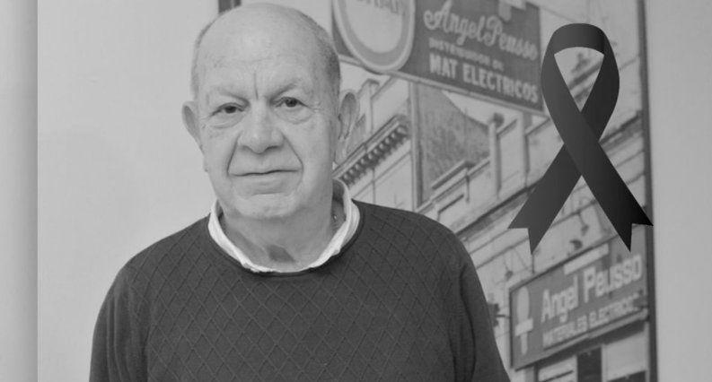 Falleció Sergio Peusso