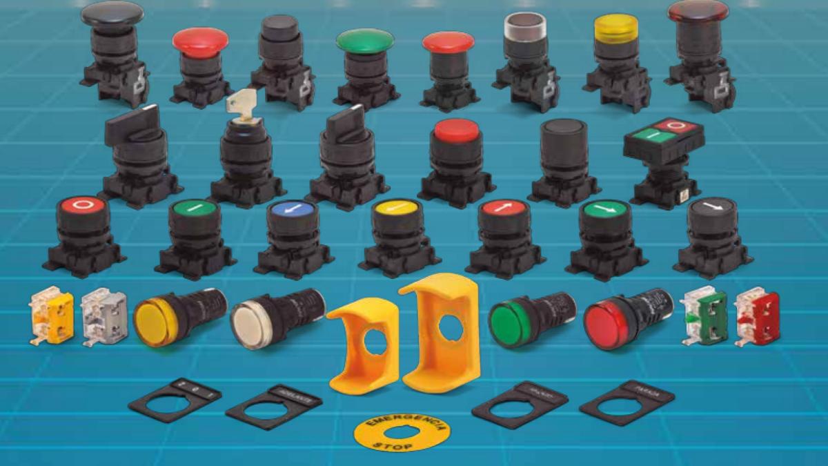Un montaje rápido y seguro con las botoneras RP de AEA