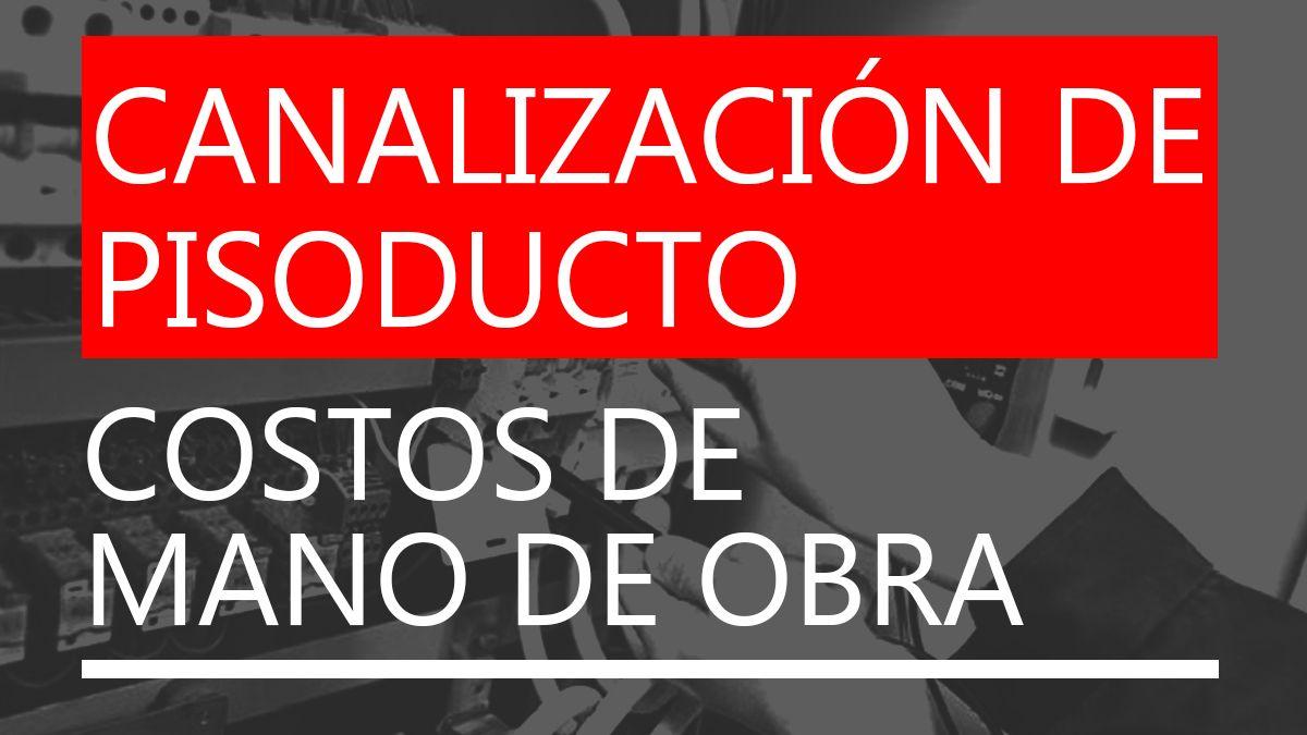 País | CMO | Canalización Pisoducto