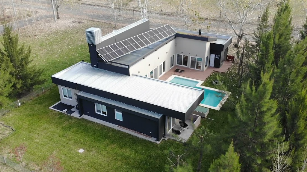 Domótica: cómo es una casa sustentable y tecnológica por dentro
