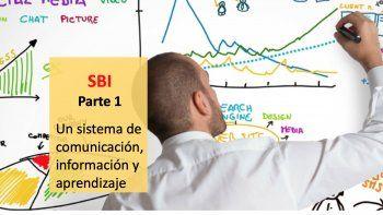 SBI 1 Sistema de comunicación, información y aprendizaje.