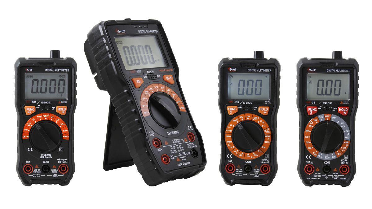 Multímetros Digitales: La importancia de los instrumentos de medición