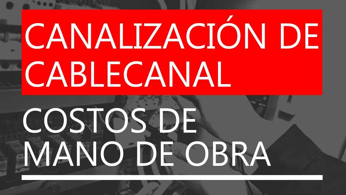 País | CMO | Canalización de Cablecanal