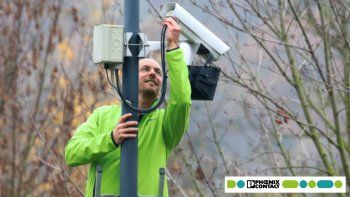 Videovigilancia con Smart Camera Box de Phoenix Contact