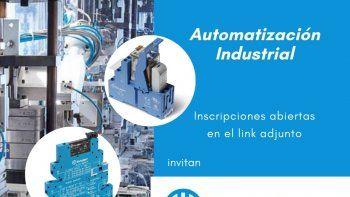Seminario gratuito de Automatización Industrial, de Finder