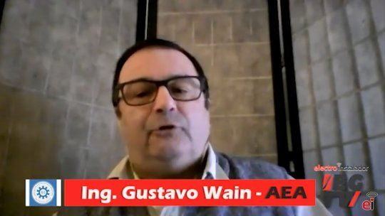 Ing. Gustavo Wain