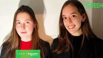 Estudiantes españolas ganan la competencia Schneider Go Green con una gran idea sostenible llamada Light Pills