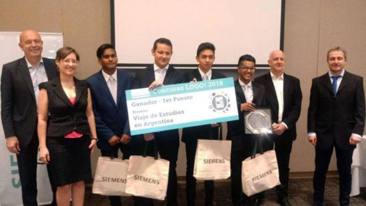 Fundación Siemens extendió la inscripción al concurso LOGO!