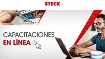 Steck: Capacitación sobre Factor de potencia y métodos de corrección