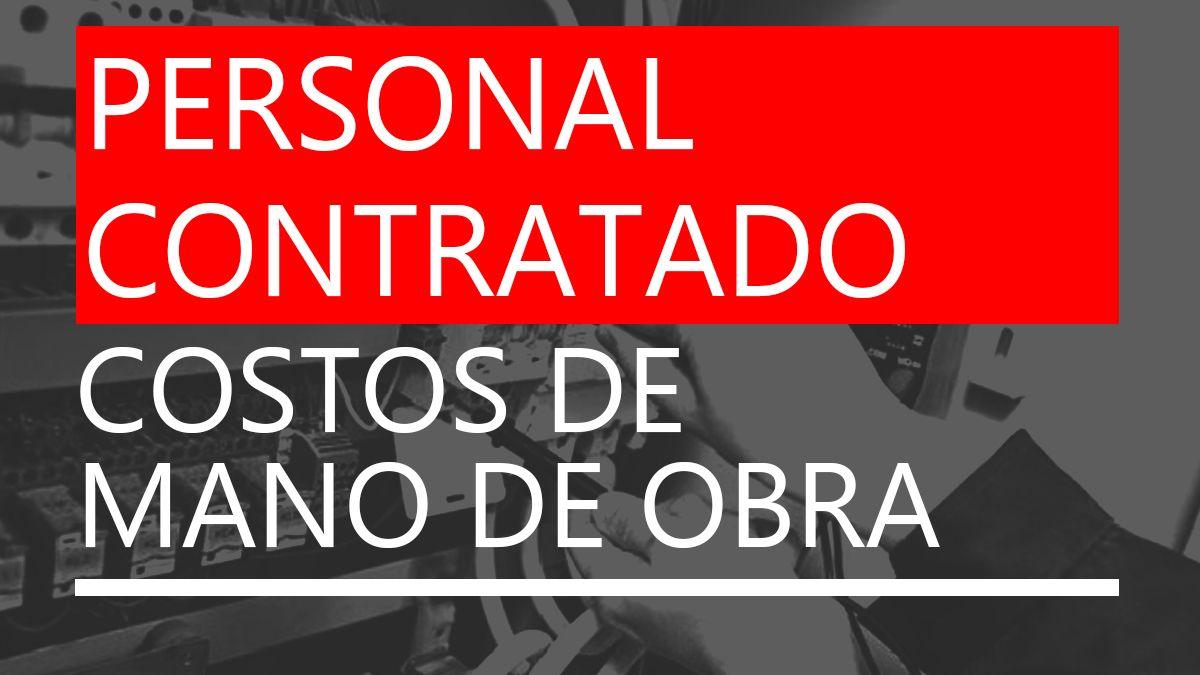 País | CMO | Personal Contratado