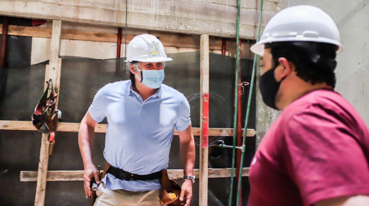 El 100% de la construcción ya puede funcionar en la Ciudad