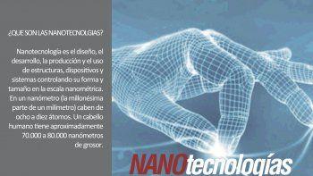 Nanotecnología en la industria