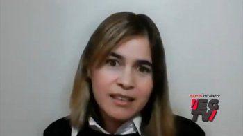 Electro Gremio TV entrevistó a Natalia Abdala (AEA)
