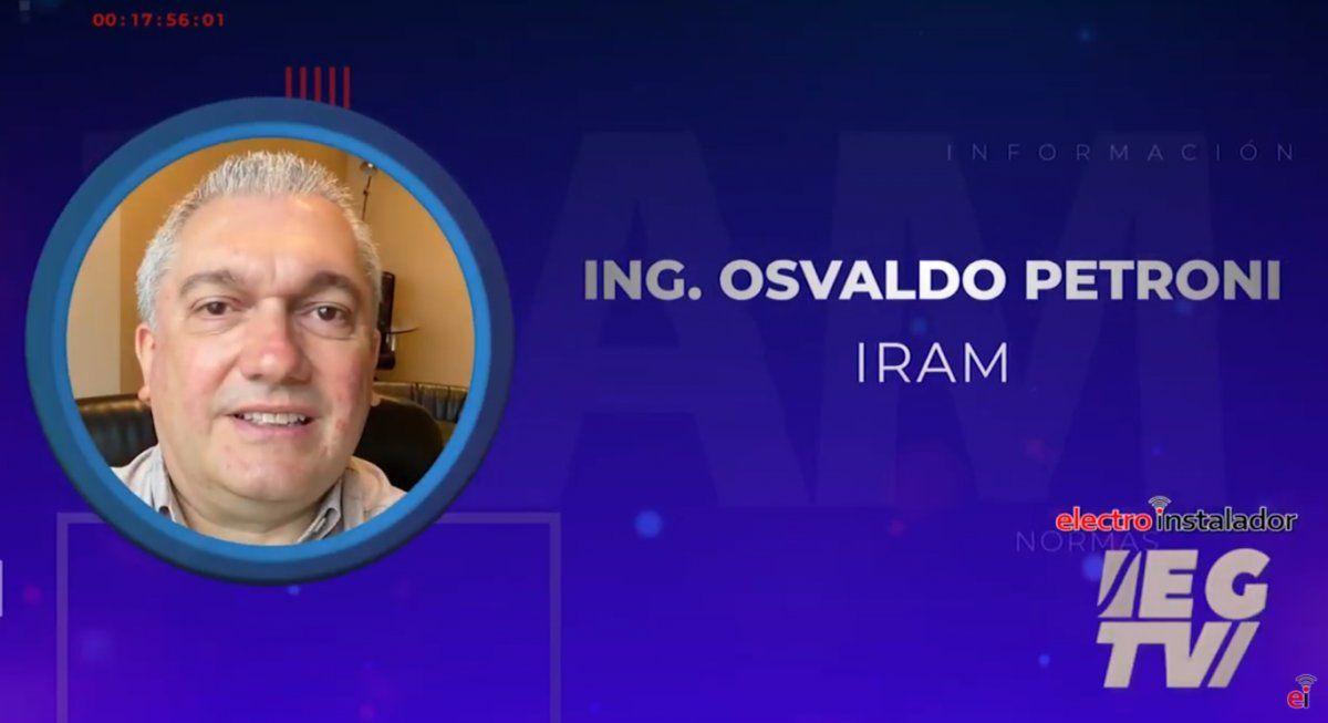 IRAM obtuvo un gran reconocimiento internacional