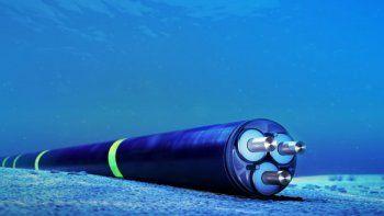 Avanza la construcción del cable eléctrico submarino más grande del mundo