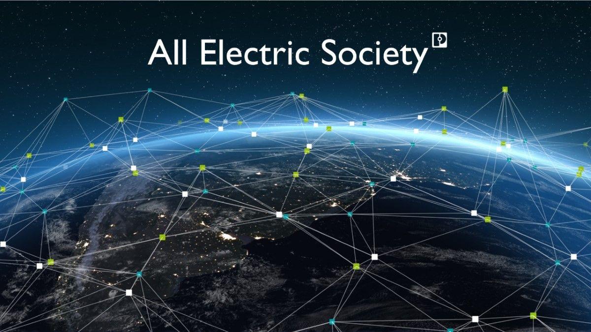 Los tres pilares de la All Electric Society