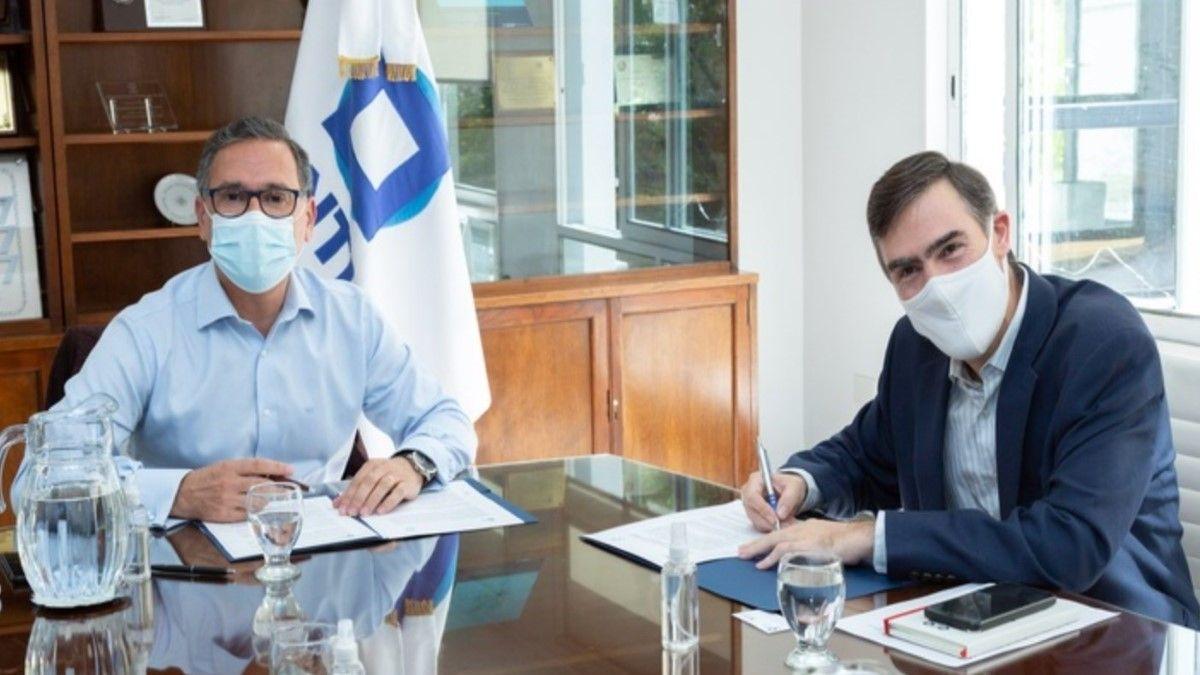 CADIEEL firmó un acuerdo de colaboración con el INTI