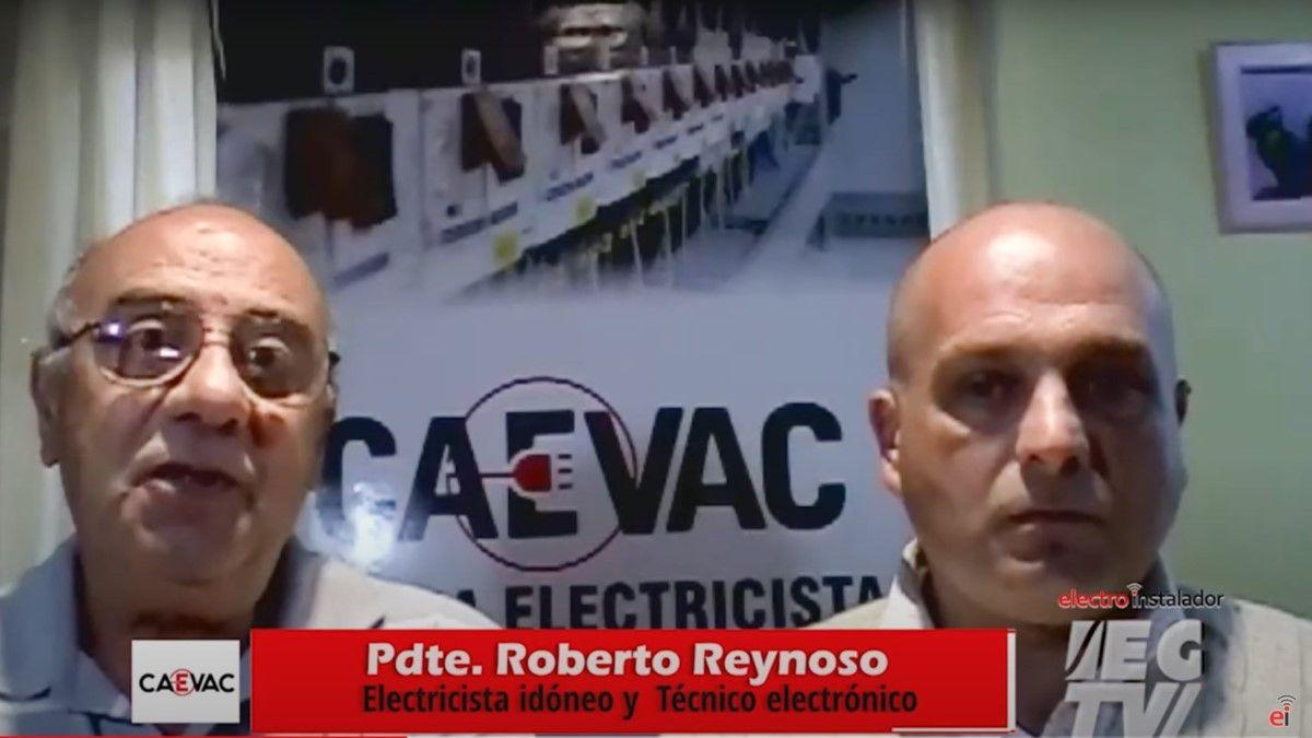 CAEVAC: Nuestra intención es profesionalizar el oficio