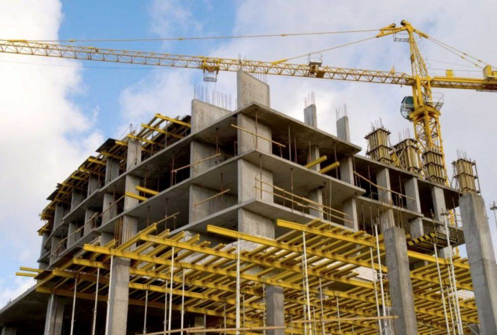 INDEC - La construcción crece un 28,6 % interanual en junio