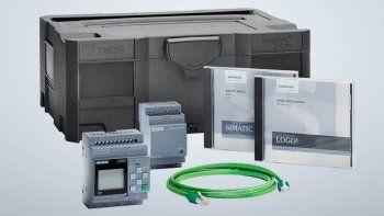 El módulo lógico LOGO! de Siemens cumple 25 años de su lanzamiento