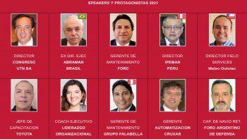 10º Congreso Internacional de Gestión de Activos y Mantenimiento