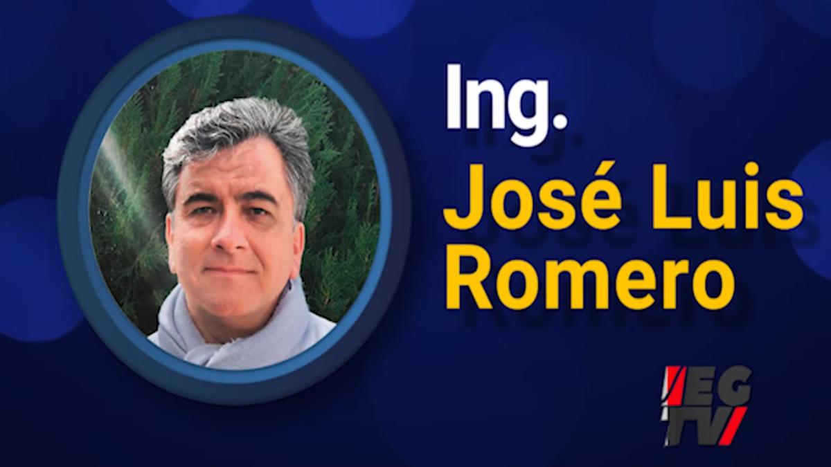 ingeniero José Luis Romero