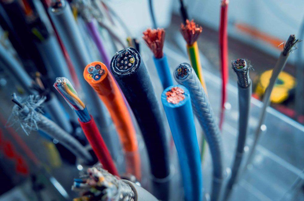 Alerta por los cables