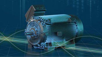 Serie de motores eléctricos de alta eficiencia