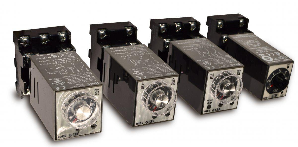 Conocé los timers IDEC, comercializados por AEA