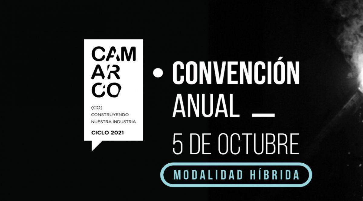 Cámara Argentina de la Construcción - Convención Anual 2021