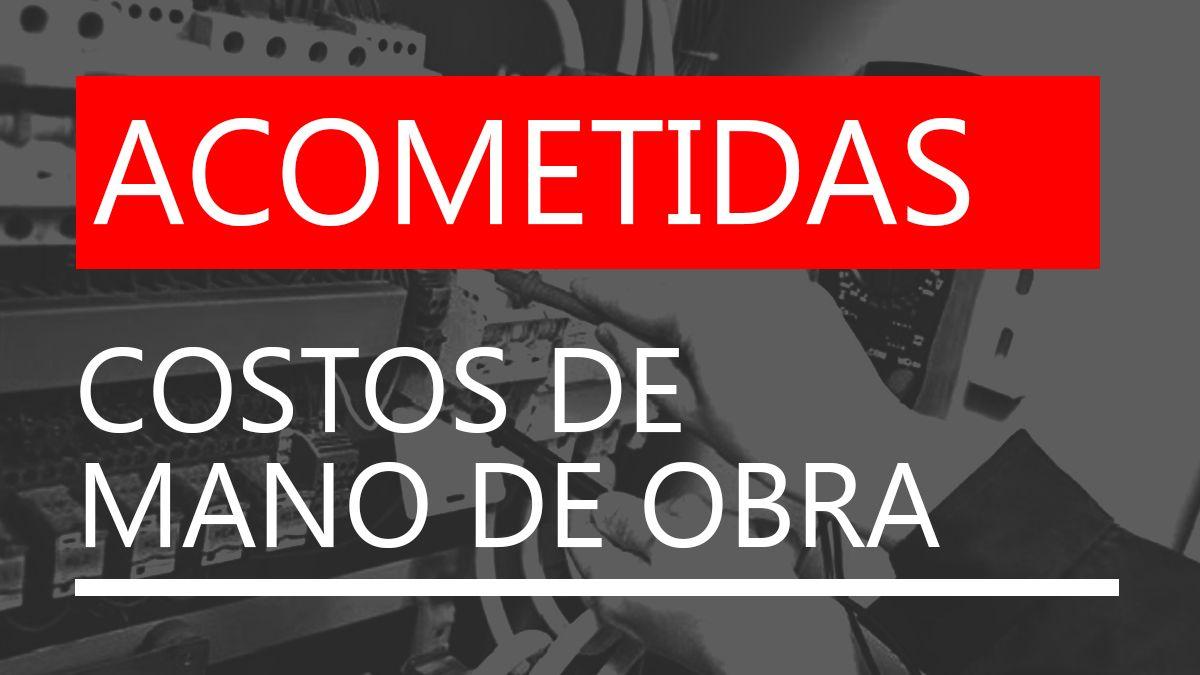País   CMO   Acometidas
