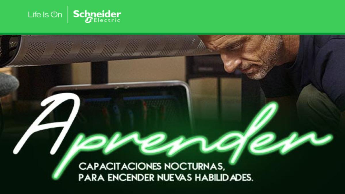 Nueva Capacitación sobre Seguridad Eléctrica de Schneider Electric