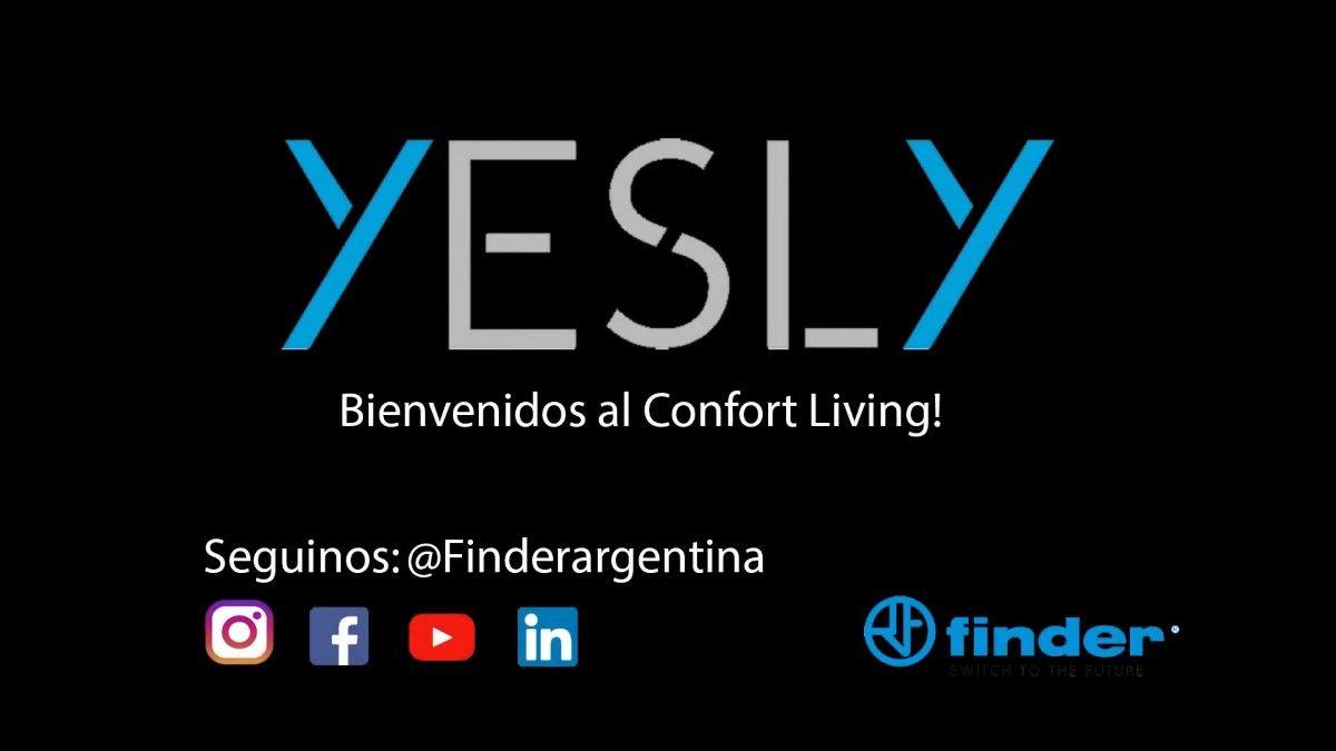 Vivi la experiencia Yesly, en una casa automátizada por Finder