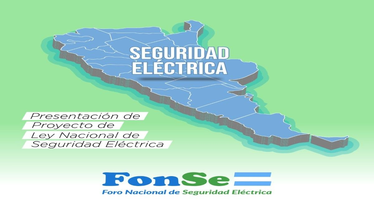 El proyecto de Ley de Seguridad Eléctrica ya tiene número de expediente en Diputados